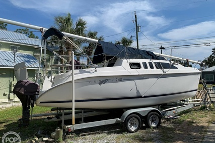 Hunter 260 for sale in United States of America for $17,750 (£12,598)