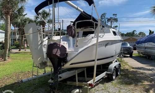Image of Hunter 260 for sale in United States of America for $17,750 (£12,784) Panama City Beach, Florida, United States of America