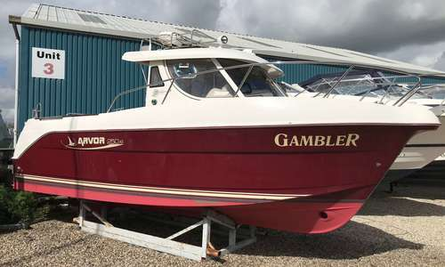 Image of Arvor 250 AS for sale in United Kingdom for £37,950 Boats.co., United Kingdom