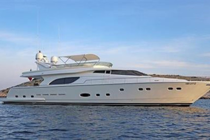Ferretti 810 for sale in Croatia for €890,000 (£766,838)