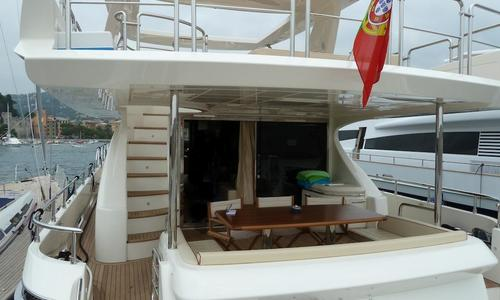 Image of Azimut Yachts 78 for sale in Singapore for €1,990,000 (£1,692,969) Singapore