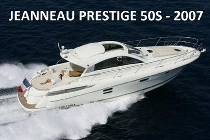 Jeanneau Prestige 50 S for sale in Turkey for $289,928 (£206,600)