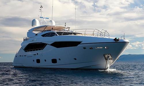 Image of Sunseeker 115 Sport Yacht for sale in Croatia for £7,750,000 Split, Croatia