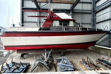Fjord 30 Flybridge Cabin Cruiser for sale in United Kingdom for £18,000