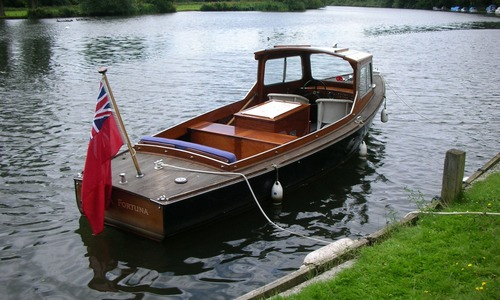Image of Thames Conservancy Launch for sale in United Kingdom for £19,950 Beale Park, United Kingdom