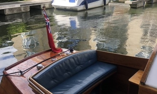 Image of Broads Cruiser Day Launch for sale in United Kingdom for £30,000 Henley on Thames, United Kingdom