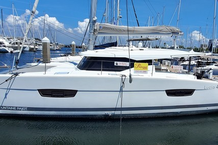 Fountaine Pajot Lucia 40 for sale in United States of America for $495,000 (£350,877)
