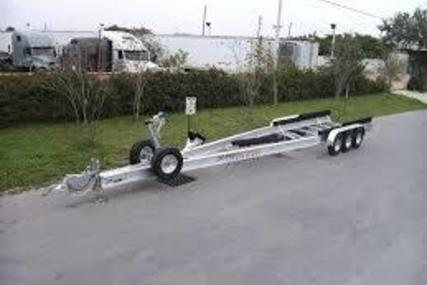 Indespension WANTED USA TRAILERS 25 ft to 40 ft LARGE ALL AMERICAN BOAT TRAILERS (Eagle Brend for sale in United Kingdom for £1