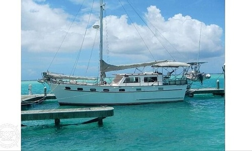 Image of Trader 40 Motorsailer for sale in United States of America for $65,000 (£47,305) Fajardo, Puerto Rico, United States of America