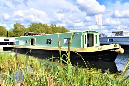 Narrowboat Sol Seeker 46 for sale in United Kingdom for £92,241