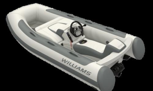 Image of Williams MINIJET 280 for sale in United Kingdom for £13,950 Hamble River Boat Yard, United Kingdom