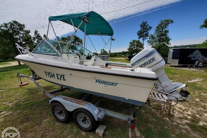 Pursuit 1950DC for sale in United States of America for $15,750 (£11,299)