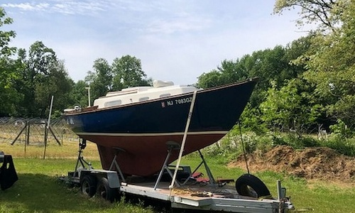 Image of Cape Dory 25 for sale in United States of America for $14,750 (£10,683) Clarksboro, New Jersey, United States of America