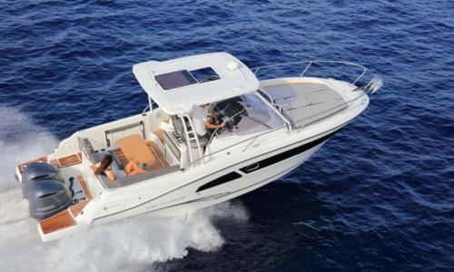 Image of Jeanneau Cap Camarat 9.0 wa for sale in Spain for €155,463 (£133,027) Alicante (Alacant), Alicante (Alacant), , Spain