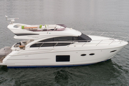 Princess 52 for sale in France for €725,000 (£623,822)