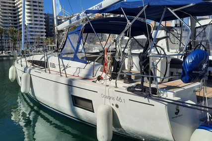 Beneteau Oceanis 461 for sale in Spain for €131,000 (£112,447)