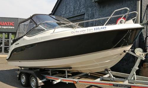 Image of Quicksilver 595 ACTIV for sale in United Kingdom for £35,995 Bowness-on-Windermere, United Kingdom