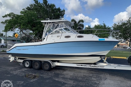 Hydra-Sports 2800 WA for sale in United States of America for $134,900 (£98,230)