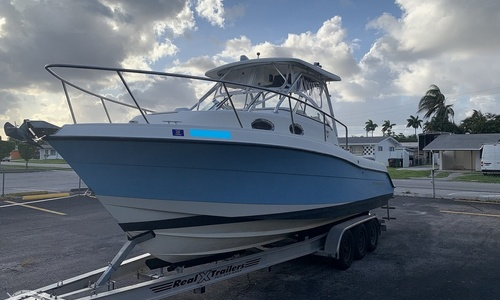 Image of Hydra-Sports 2800 WA for sale in United States of America for $134,900 (£98,410) Hialeah, Florida, United States of America