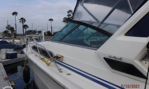 Image of Sea Ray 340 Sundancer for sale in United States of America for $33,400 (£23,991) Long Beach, California, United States of America