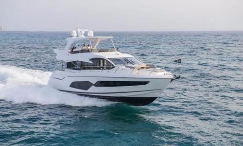 Image of Sunseeker Manhattan 66 for sale in Spain for £1,995,000 Gibraltar, Spain