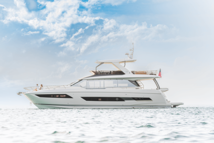 Prestige Yachts 690 flybridge for sale in Netherlands for €2,481,926 (£2,118,968)