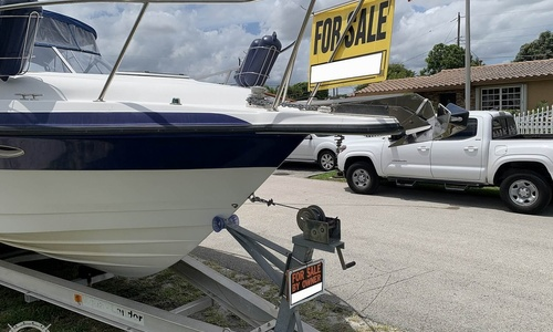 Image of Rinker Fiesta Vee 280 for sale in United States of America for $20,000 (£14,421) Hialeah, Florida, United States of America