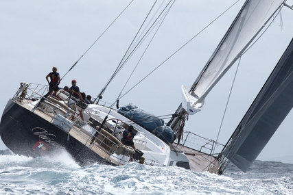 Nautor's Swan 100 for sale in Spain for €3,950,000 (£3,340,296)