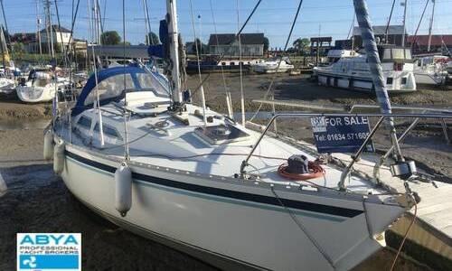 Image of Moody 31 Bilge Keel for sale in United Kingdom for £24,950 Swale Marina, Kent, United Kingdom