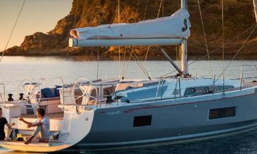 Image of Beneteau Oceanis 461 for sale in United Kingdom for €365,050 (£310,562) Cardiff, United Kingdom