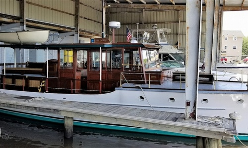 Image of Elco 42' Flat Top Motor Yacht for sale in United States of America for $129,900 (£94,763) Springfield, Louisiana, United States of America