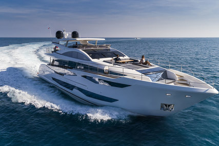 Pearl 95 for sale in Mediterranean for £790,000