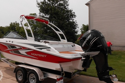 Monterey M-225 for sale in United States of America for $70,000 (£50,261)