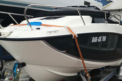 Quicksilver Activ 555 Cabin for sale in Germany for €27,900 (£23,915)