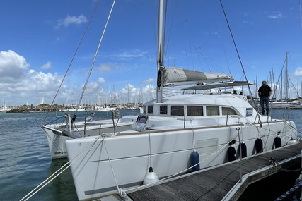 Lagoon 380 for sale in France for €240,000 (£206,617)