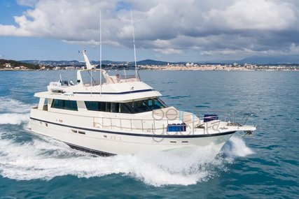 Hatteras 70 for sale in France for €460,000 (£395,148)