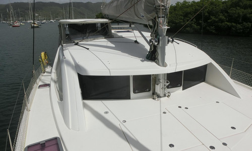 Image of Robertson and Caine Leopard 39 for sale in France for €250,000 (£213,345) Le Marin, , France