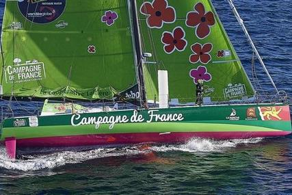 Southern Ocean Imoca 60 for sale in France for €450,000 (£384,760)