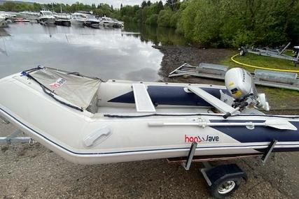 Honwave T38 IE2 AND 20HP HONDA for sale in United Kingdom for £3,995