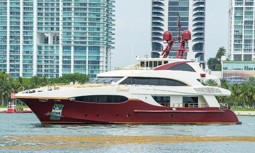 Image of Sensation Yachts CABERNET for sale in United States of America for $8,195,000 (£5,884,169) Miami, FL, United States of America