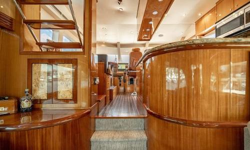 Image of Hatteras 64 Motor Yacht for sale in United States of America for $1,195,000 (£869,692) Jupiter, FL, United States of America