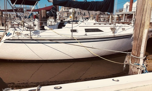 Image of Hunter 31 for sale in United States of America for $17,500 (£12,669) Somers Point, New Jersey, United States of America