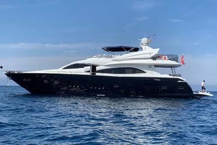 Sunseeker 90 for sale in Italy for €2,200,000 (£1,888,331)