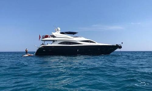 Image of Sunseeker 90 for sale in Italy for €2,200,000 (£1,882,498) Capo Ferro, Italy