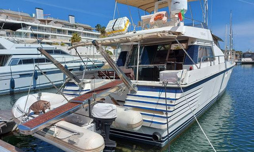 Image of Marchi 50 for sale in Portugal for €82,500 (£70,408) Lisboa, , Portugal