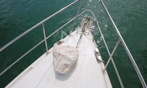 Image of POWLES 46 Flybridge Motor Yacht for sale in Spain for €28,000 (£23,895) Barcelona, Spain