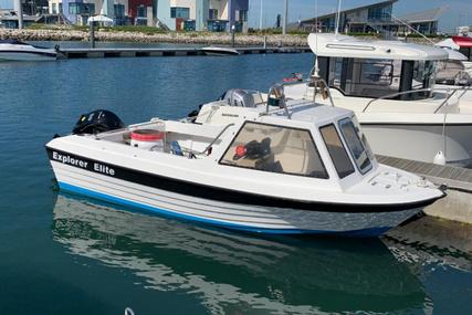 Explorer Elite for sale in United Kingdom for £10,750