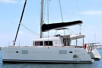 Lagoon 400 for sale in Portugal for €225,000 (£192,011)