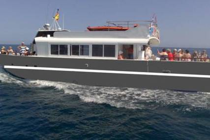 Commercial Tourist boat for sale in Spain for €200,000 (£171,804)