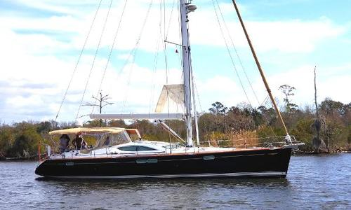 Image of Jeanneau Sun Odyssey 54 DS for sale in United States of America for $245,000 (£178,305) Madisonville, LA, United States of America